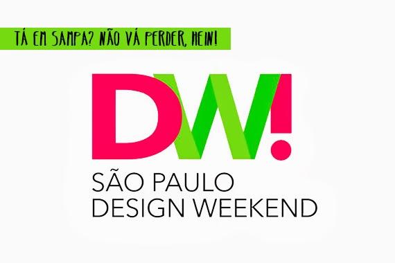 design weekend - festival de design - feira em são paulo - evento de design