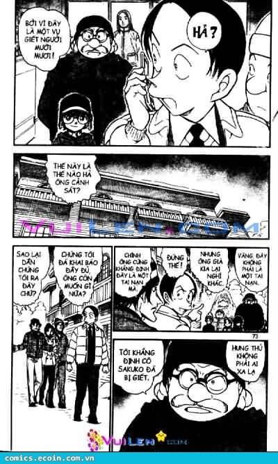 Detective Conan - Thám Tử Lừng Danh Conan chap 558 page 3 - IZTruyenTranh.com