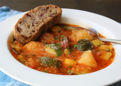 A Summer Stew for Spring