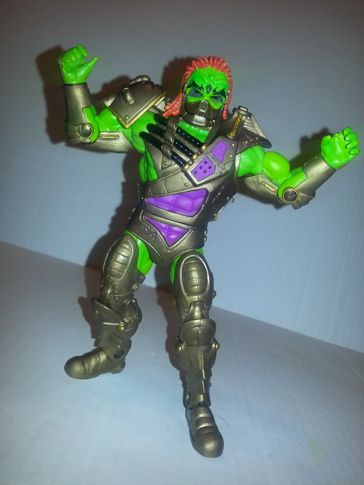 Trap Jaw Action Figure Figure The Trap Jaw