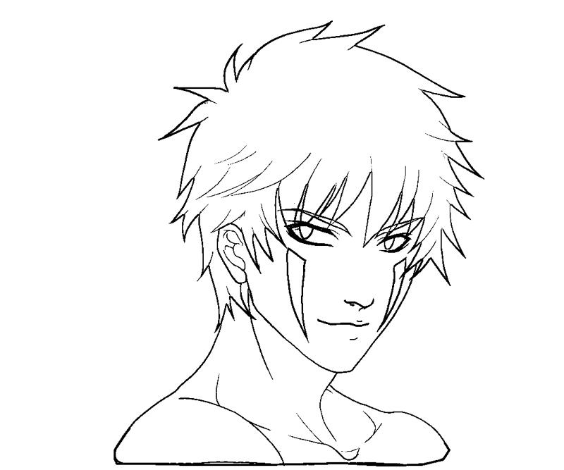 kiba coloring pages - photo#7