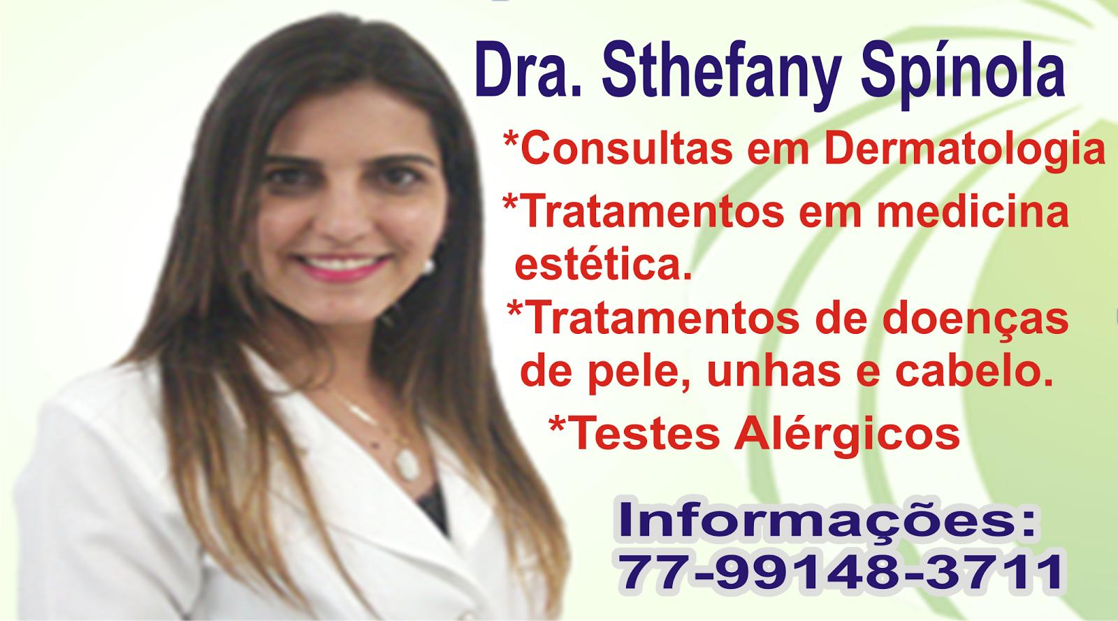Dra. Sthefany
