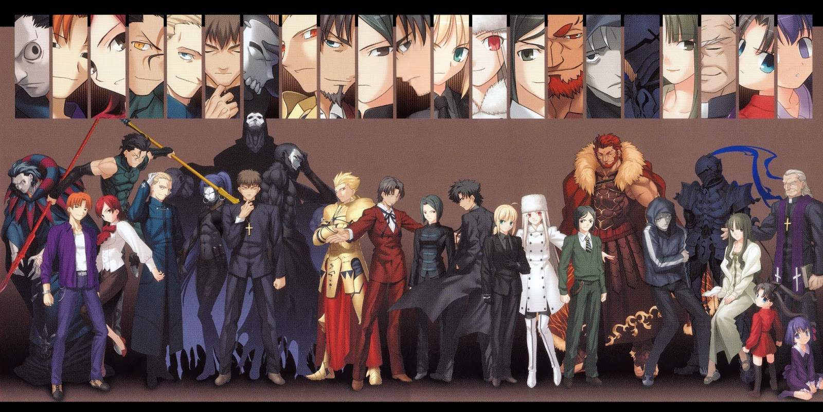 Whats on my mind my thoughts on fatezero yeash biocorpaavc