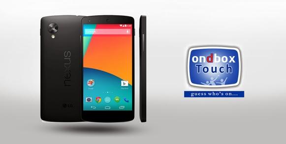 Ondbox-Touch