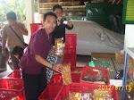 Kunjungan Study Banding Ke Perusahaan Packing Aneka Produk Olahan Kering