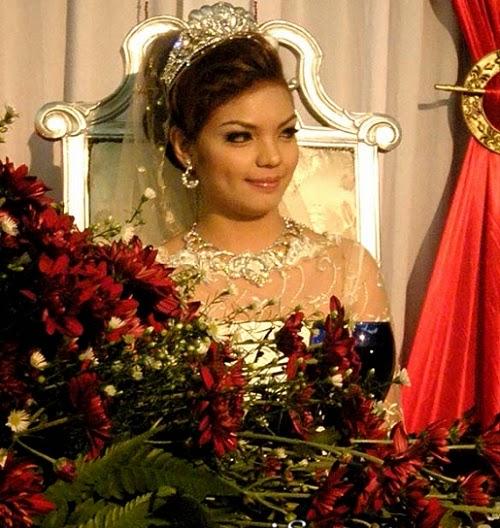 Gambar Isteri Mat Yo Aisya Adam Yang Comel