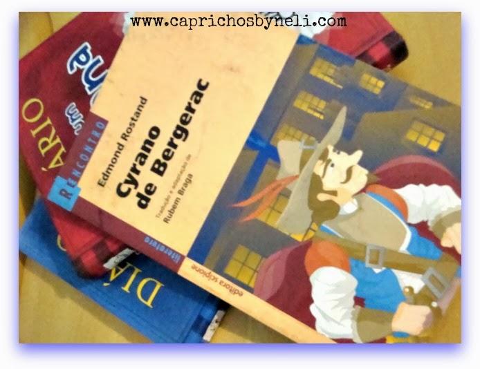 Livros, livros infantis, caprichos by Neli