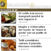 la cucina di qb  anche app