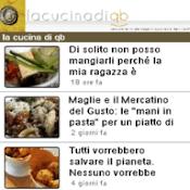 la cucina di qb è anche app