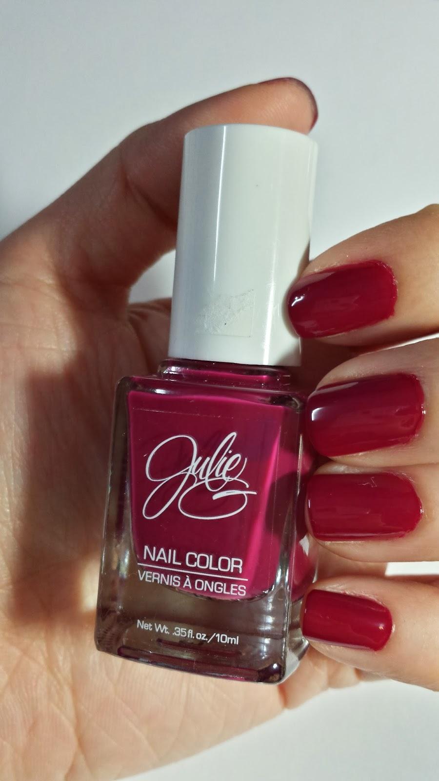 beautopiaxoxo - Beauty and Fashion!: Julie G\'s Peep Toe Pumps and L ...