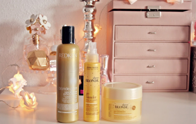 productos para cabello rubio