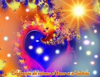 Soy Sanat Kumara y estoy aquí con Uds., para compartir información sobre el regreso del Amor en la próxima alineación personal y planetaria durante el Solsticio.