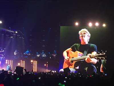 Instagram Lifestyle Post One Direction Concert London o2 September