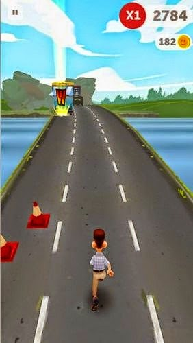 Download Gratis Game Petualangan Run Forrest Run