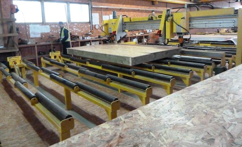 Chardeuil Express Les Techniciens Constructeur Bois en visite pédagogique !Visite pédagogique # Bac Pro Technicien Constructeur Bois