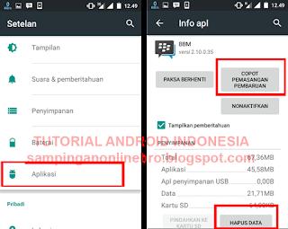 4 Cara Menghapus Aplikasi Di Android Yang Benar setting android