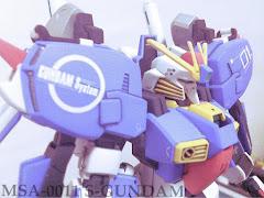 MSA-0011 S Gundam