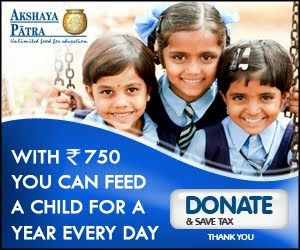 Akshaya Patra - Lets do our bit