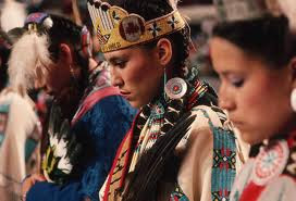 native american dance photo