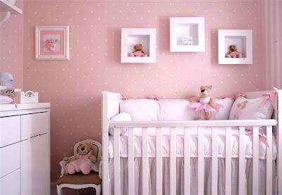 Dicas cor para quarto de bebe