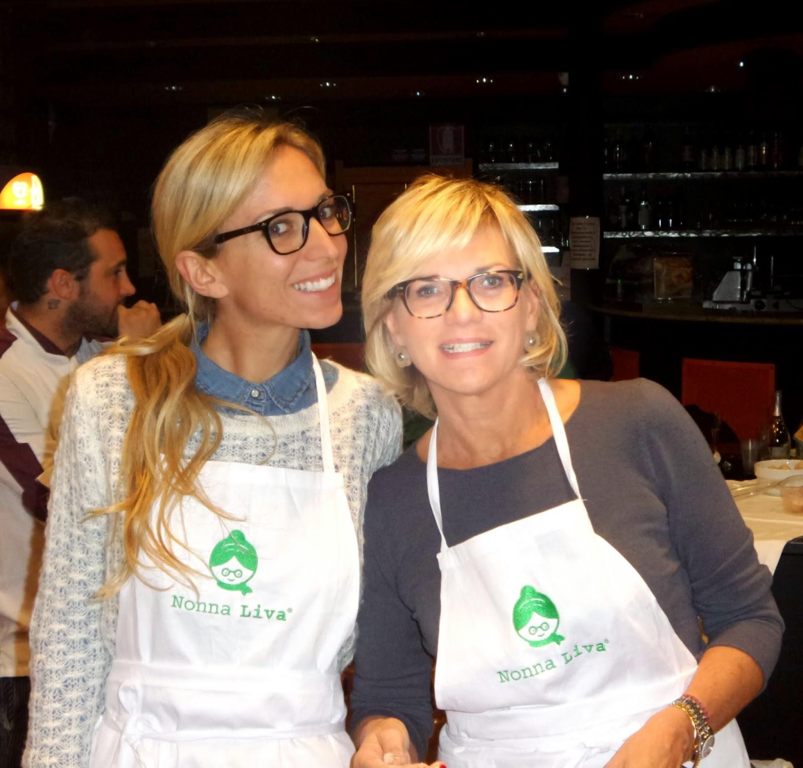 In cucina con  Nonna Liva