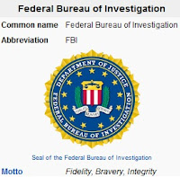FBI seal, Wikipedia