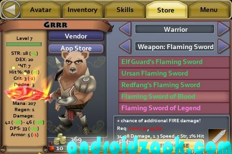 Pocket Legends v2.0.0.2 apk