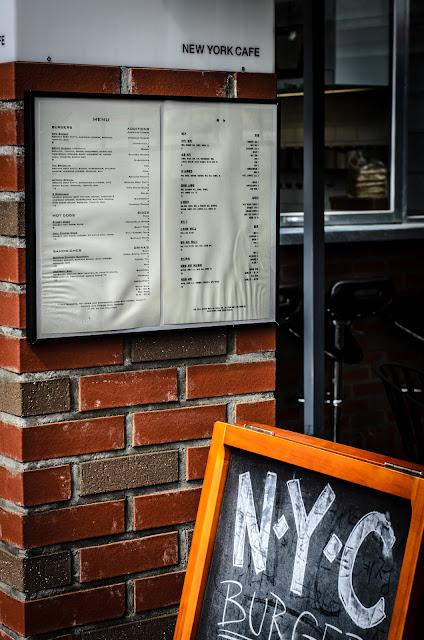 NYC Cafe Pohang Hamburgers Western Food
