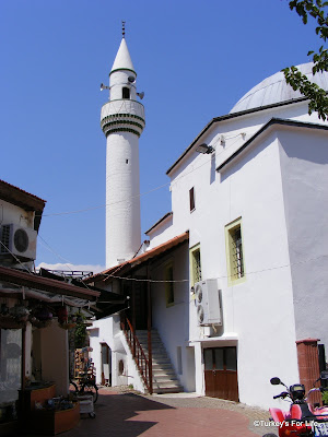 Mosque In Fethiye Old Town
