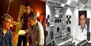 New style music for thala 55: