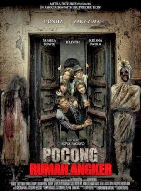 Film Pocong Rumah Angker