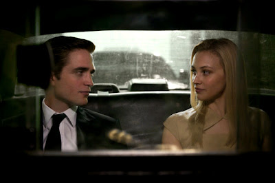 Film Cosmopolis avec Robert Pattinson