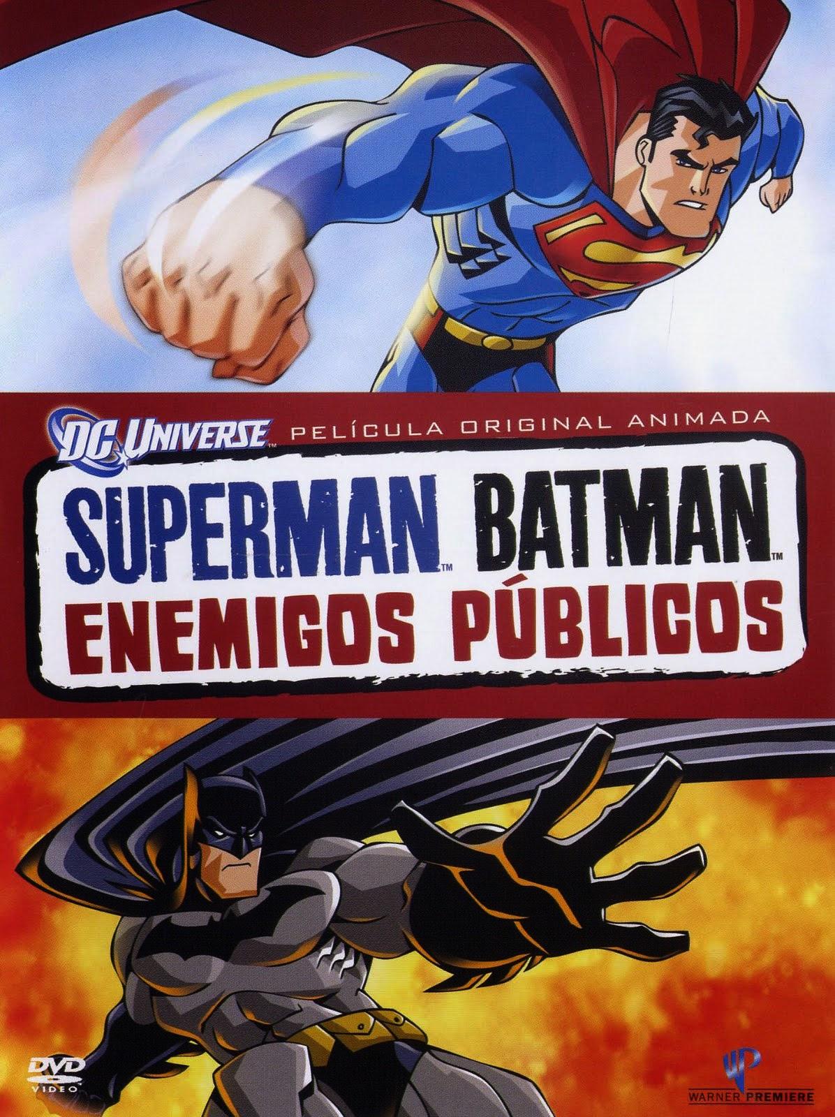 Cine y series de animacion Superman%2BBatman