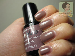Sephora by OPI Gelshine gel polish
