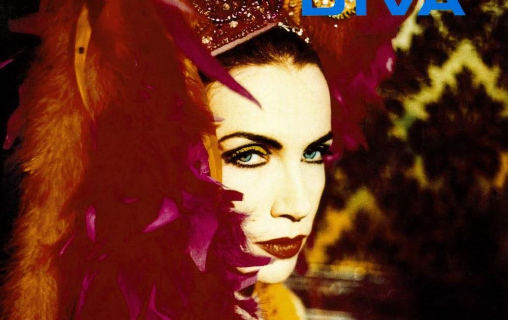 La m sica del mundo annie lennox diva 1992 - Annie lennox diva album cover ...