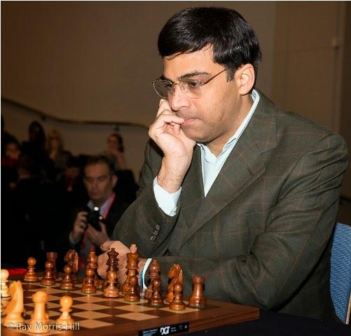 Gran Maestro Viswanathan Anand