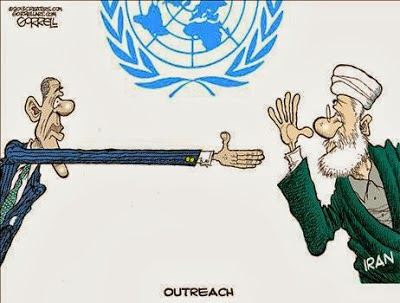 Iran Outreach