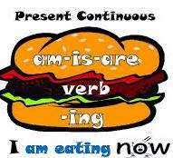 exercise 35 present continuous tense