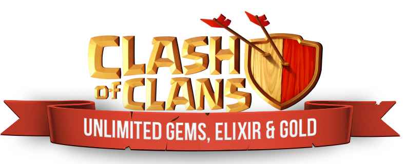 Clash Of Clans Triche Gems Tool - 9,999,999 Gems, Coins & Elixirs