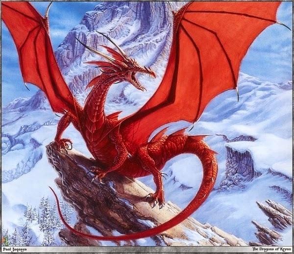 hình nền rồng đỏ đẹp nhất