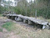 Le pont mégalithique de Lablachere 07000