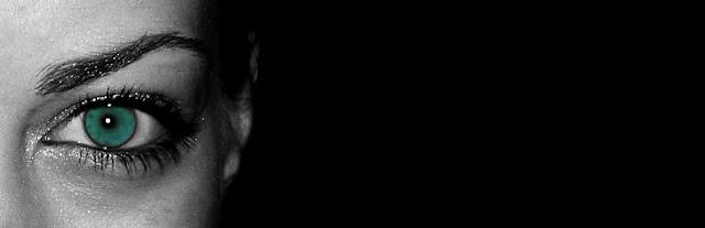 Imagen de un iris humano