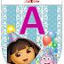 Banderines Gratis del Cumpleaños de Dora la Exploradora.