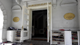 galeri sultan azlan shah, kuala kangsar