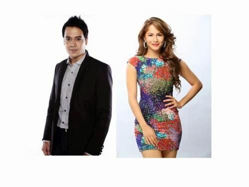 John Lloyd Cruz and Jessy Mendiola