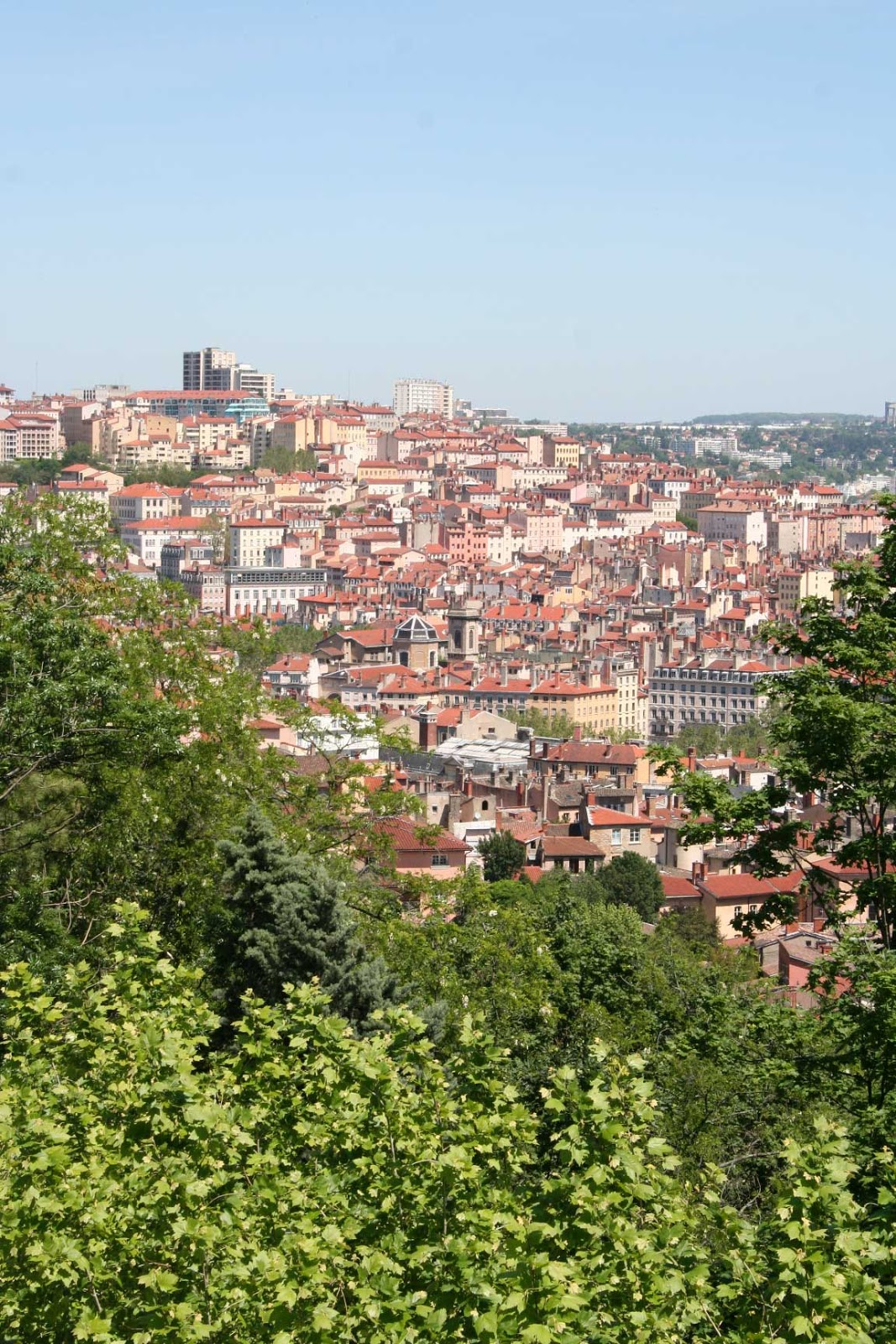 Antiquaille vue panoramique - visite guidée de Lyon - Nicolas Bruno Jacquet