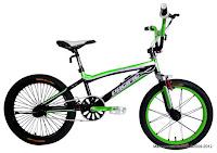 Sepeda BMX Pacific Artex FreeStyle 20 Inci