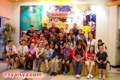 group+photo+awana+launching+awana+genting+eco+challenge ABSEILING DI AWANA GENTING HIGHLANDS GOLF AND COUNTRY RESORT