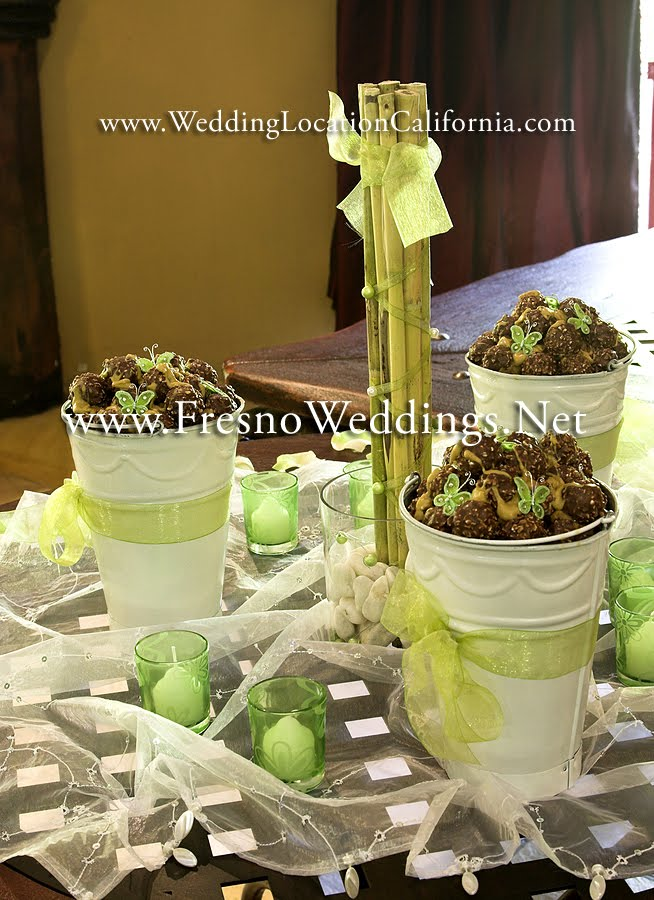 Unique Centerpieces Wedding Reception