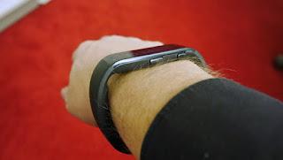 Microsoft Tape: The angular Fitness Bracelet